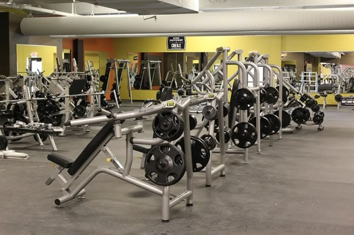 Xperience Fitness Gym In Brookfield Wi 53005