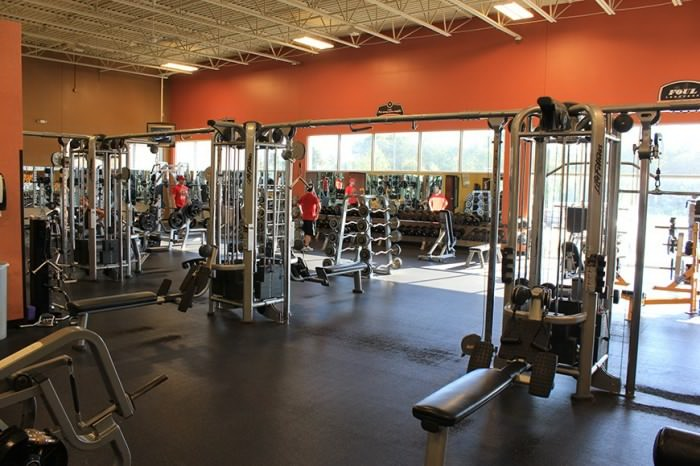 Xperience fitness gym in blaine mn