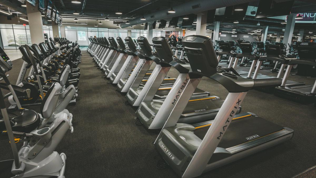 cardio floor