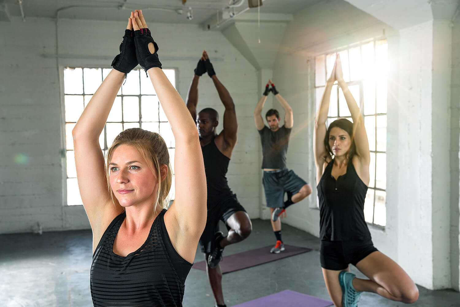 Xperience Fitness Hiit W Yoga Xperience Fitness