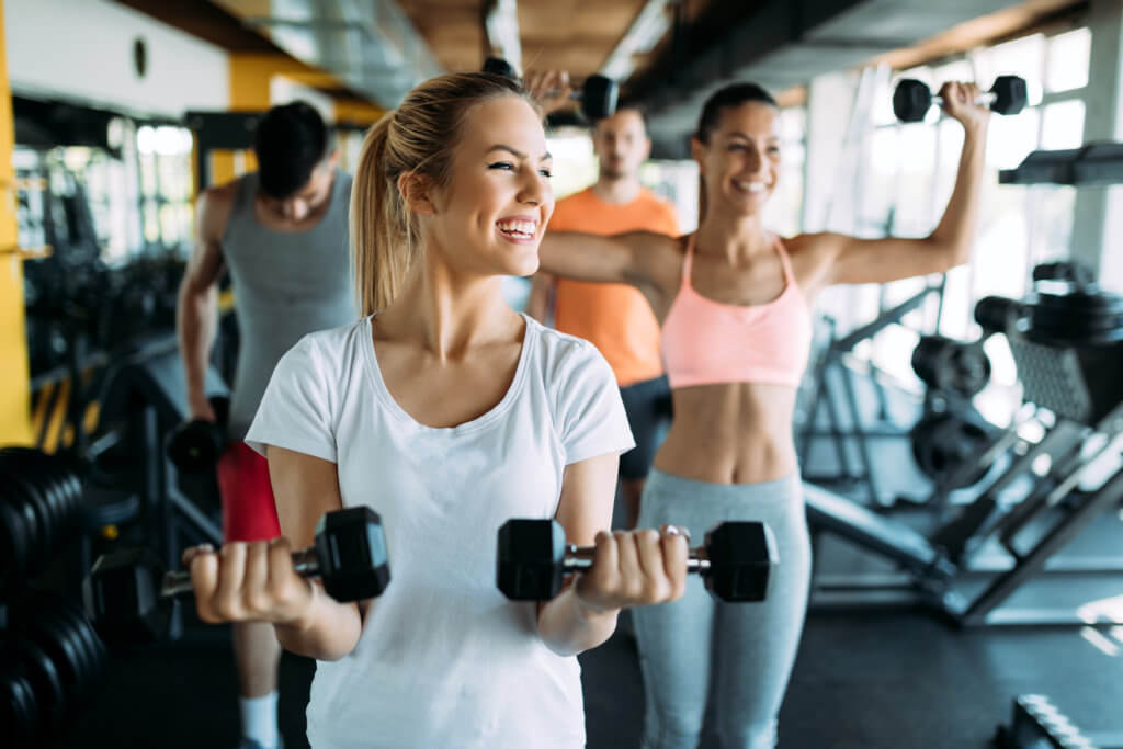 mental health and working out