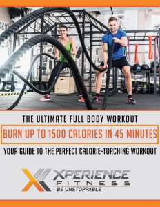 Burn Up To 1500 Calories In 45 Minutes - Xperience Fitness