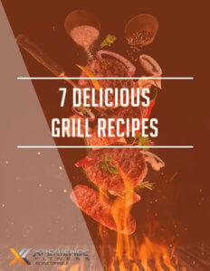 7 grill recipes
