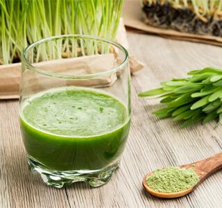 chlorophyll drink