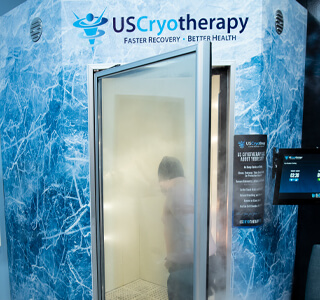 cryotherapy to help mental health