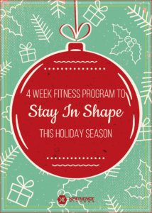 holiday fitness program