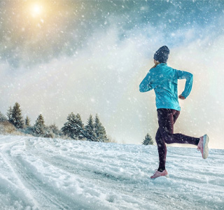 why it's so important to workout in winter