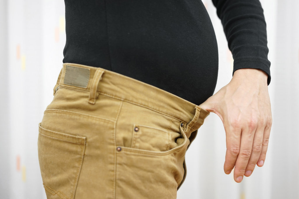 body stores more fat in the winter
