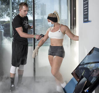 use cryotherapy for athletic recovery
