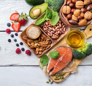 dangerous healthy high calorie foods