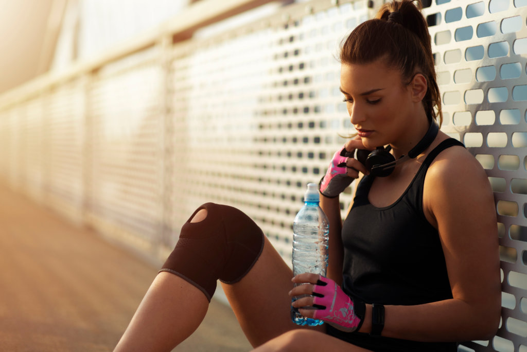 exercise around your injury