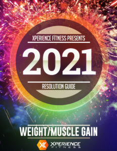 2021 weight and muscle gain